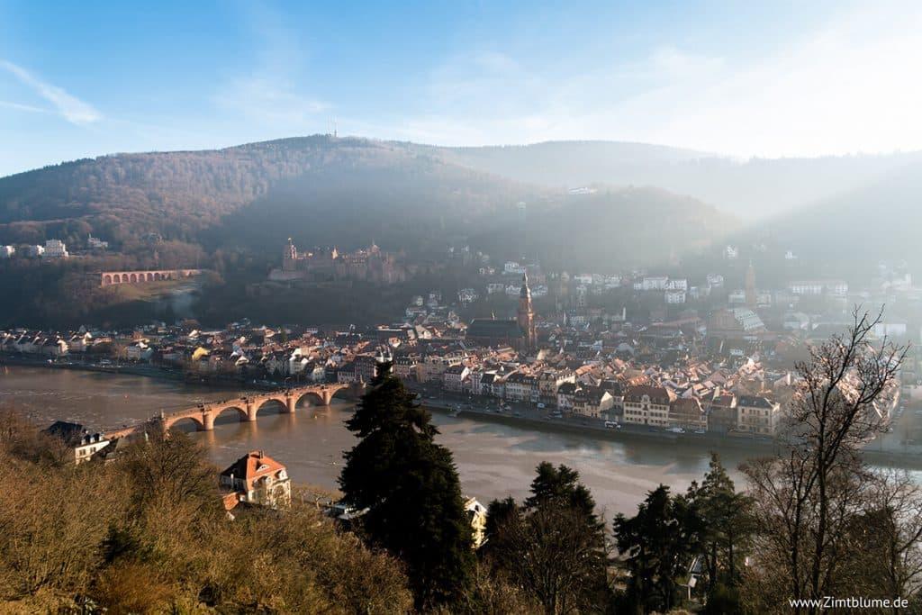 Heidelberg Tagesausflug