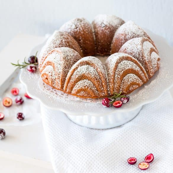 Rezept Studentenfutterkuchen