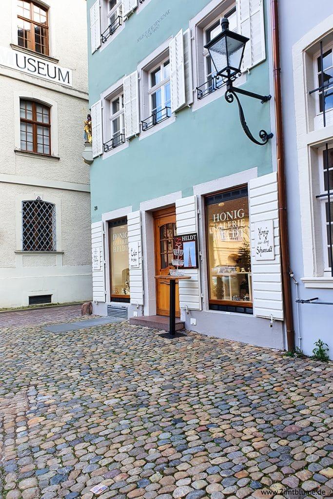 Lieblingsladen Honig Galerie Heldt am Münsterplatz