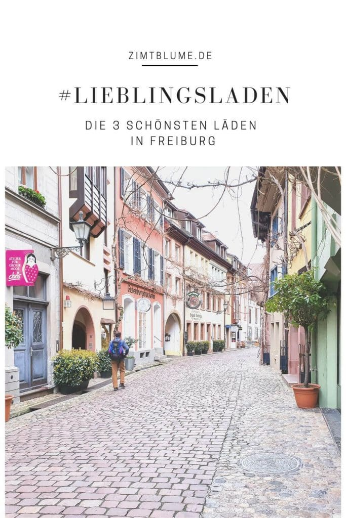 Lieblingsladen in Freiburg