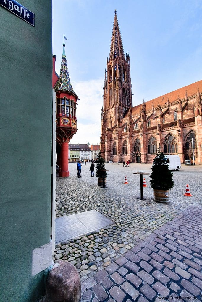 Honig Galerie Heldt am Münsterplatz in Freiburg
