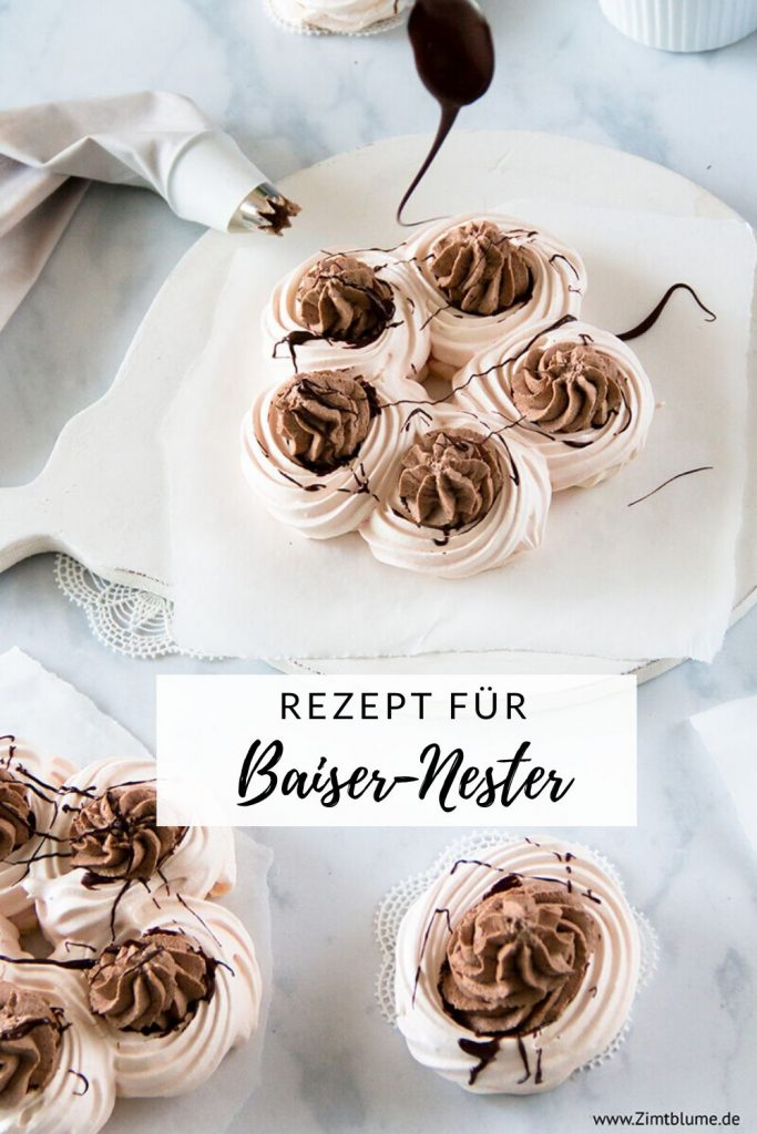 Baisernester Pinterest-Grafik