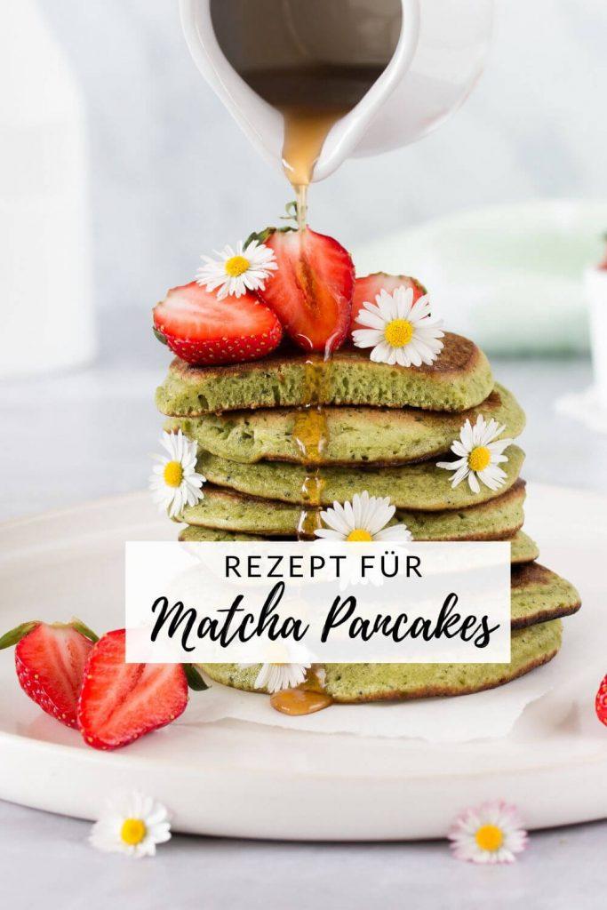 Matcha Pancakes auf Pinterest merken