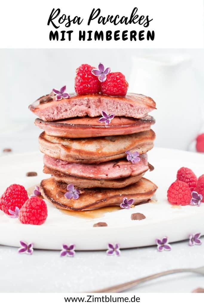 Rosa Pancakes Pinterest