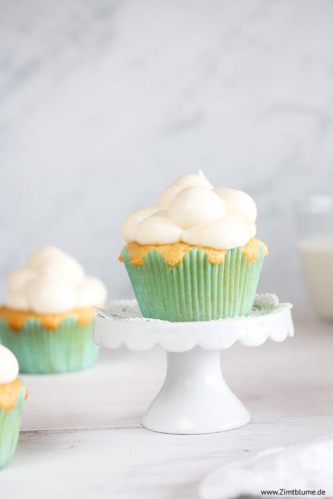 Cloud Cupcakes Rezept