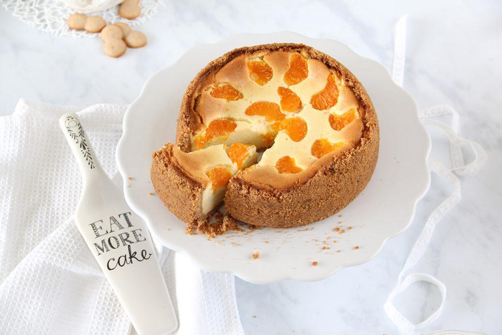 Kuchen Rezept mit Mandarinen