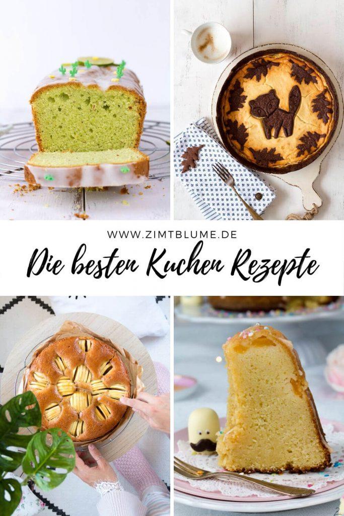 Die besten Kuchen Rezepte