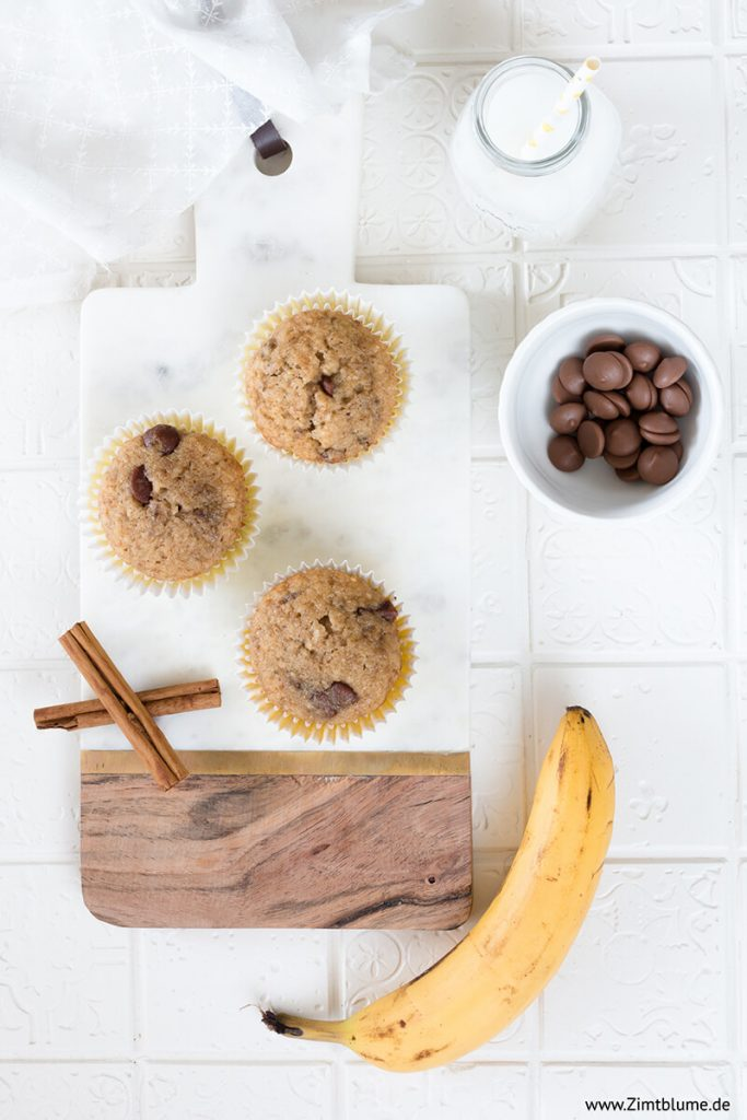 Rezept Bananenmuffins