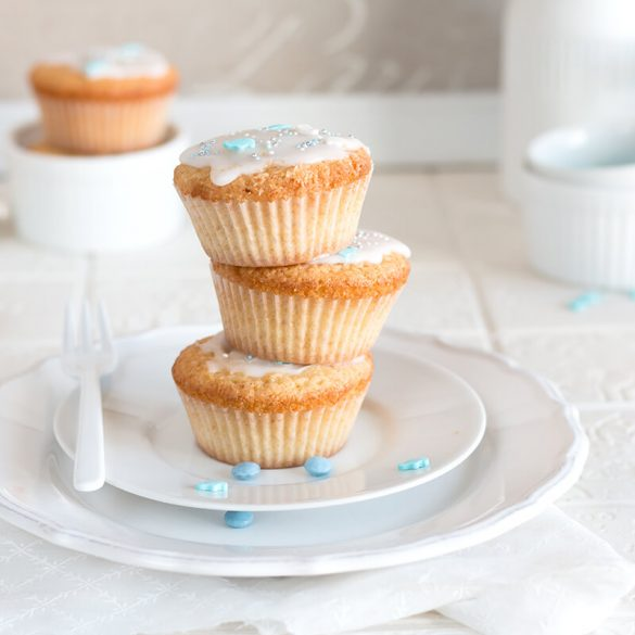 Muffins Baby-Junge