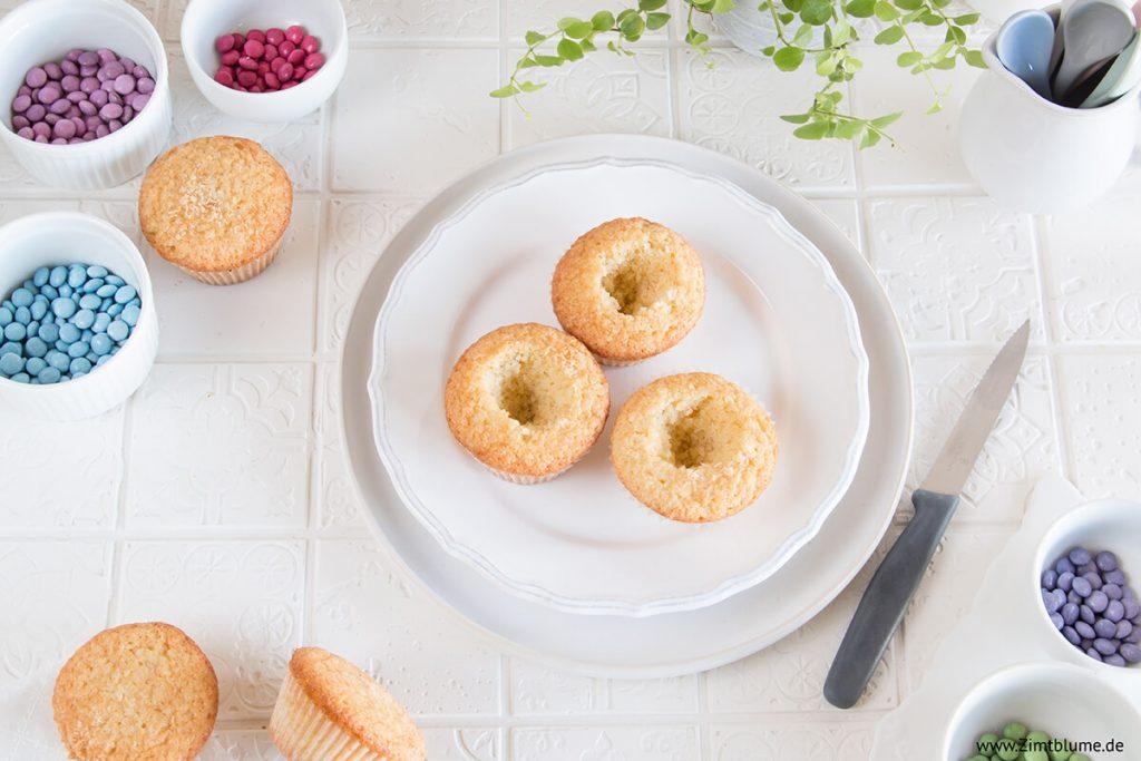 Piñata Muffins
