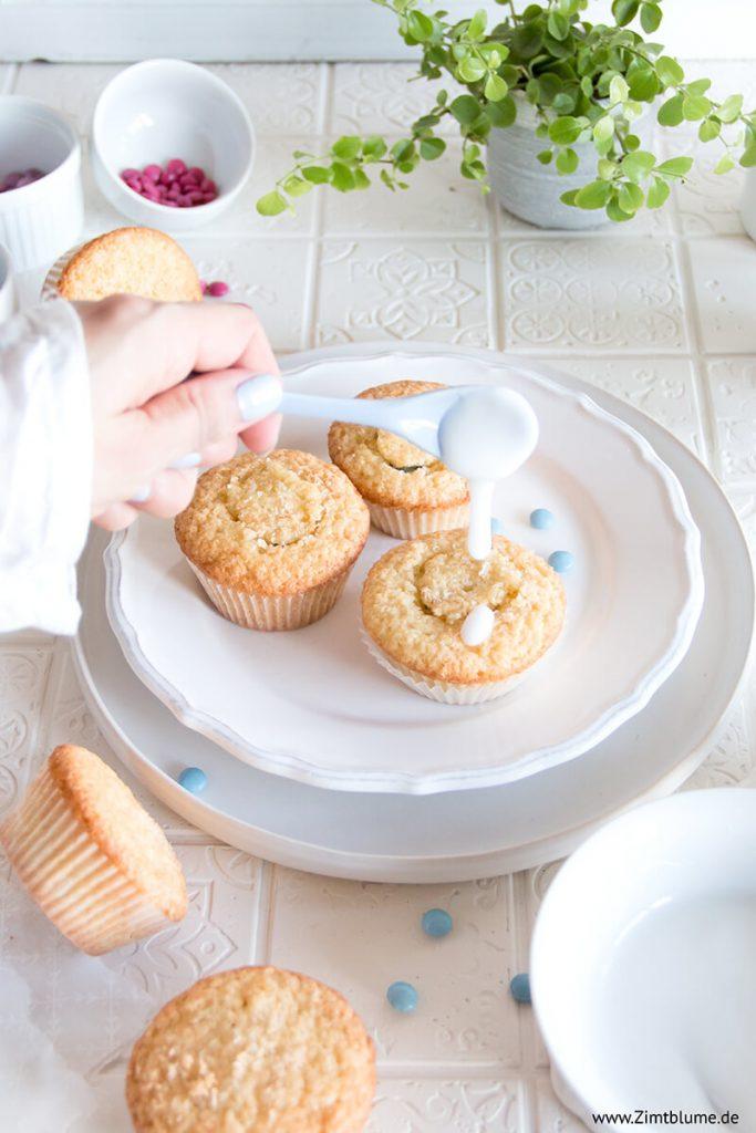 Pinata-Muffins Rezept mit Überraschung