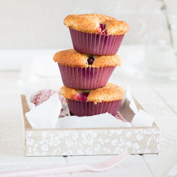 Stachelbeer Muffins Rezept