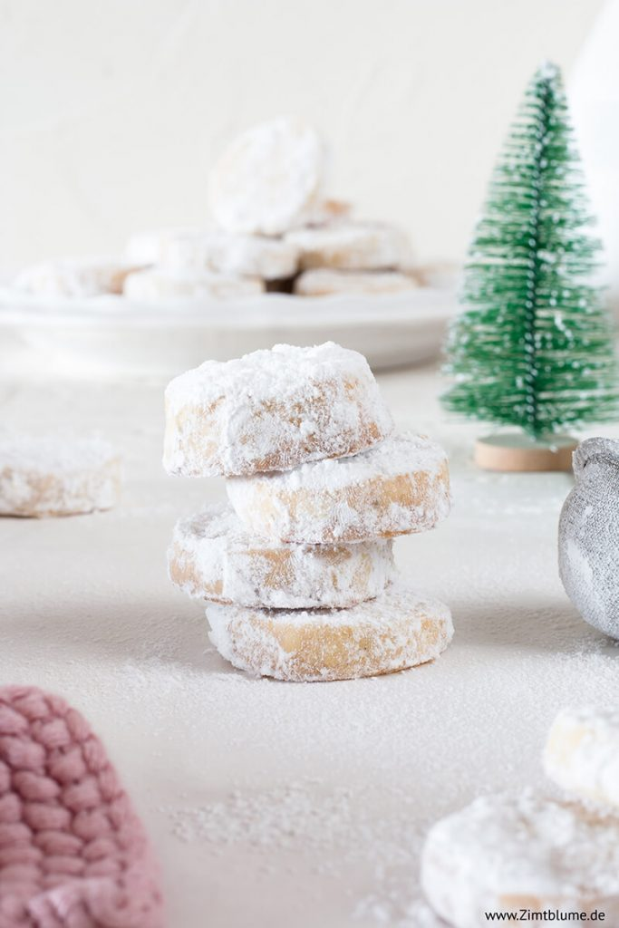 Weihnachtsplätzchen: Traumstücke aus Mürbeteig