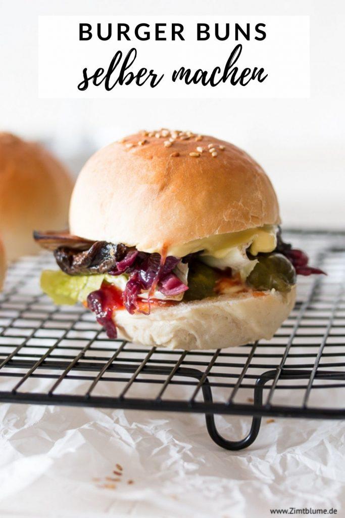 Burger Buns selber machen
