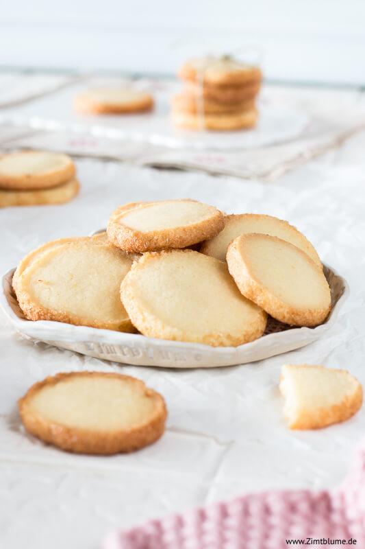 Heidesand Kekse für Weihnachten