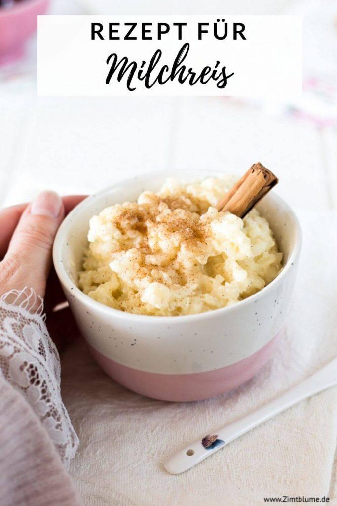Milchreis mit Eischnee Rezept