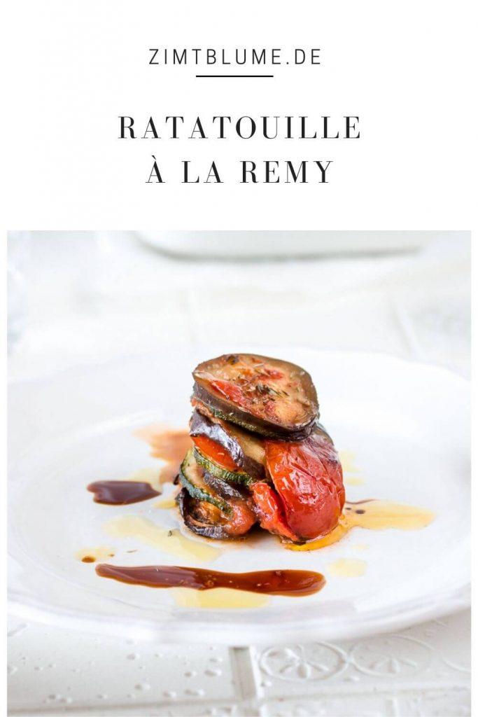 Ratatouille wie bei Remy