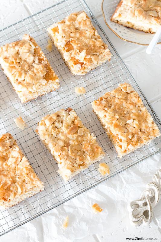 Schneller Kuchen mit Mandeln