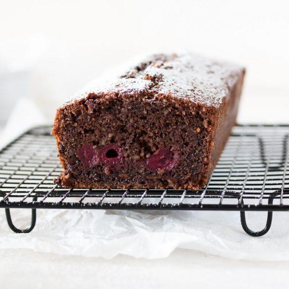 Schoko Kirsch Kuchen backen
