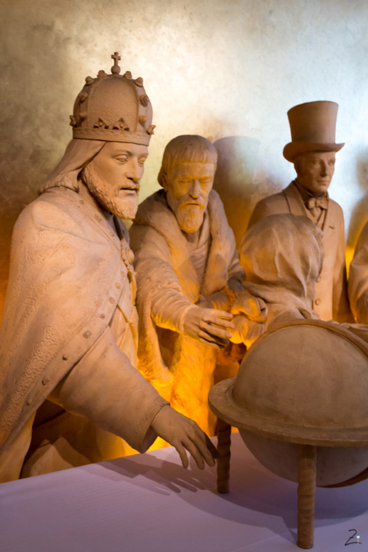 Niederegger Marzipan Museum Lübeck