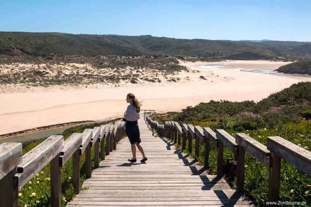 Strand von Amoreira