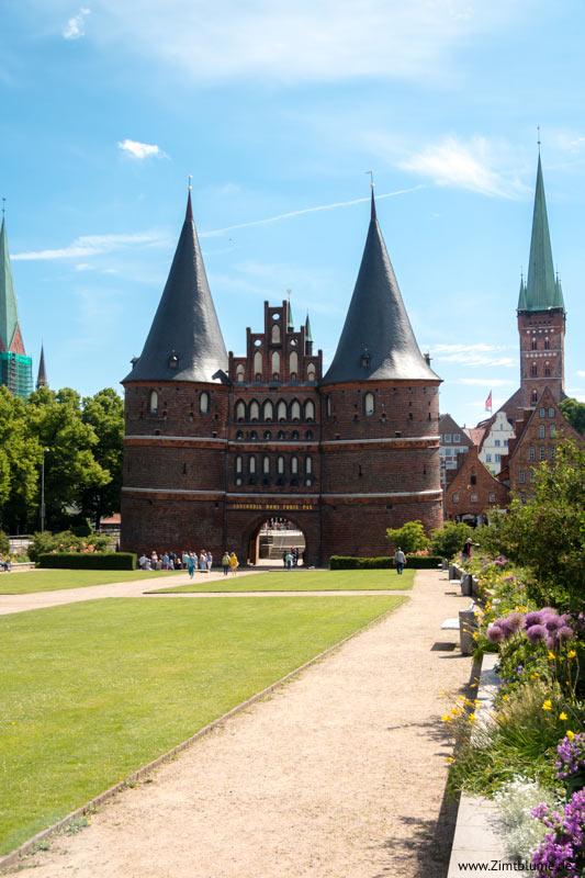 Sehenswürdigkeiten Lübeck Holstentor