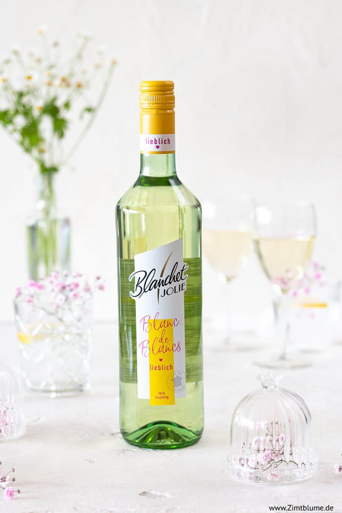 Weißwein Blanchet Jolie Blanc de Blancs