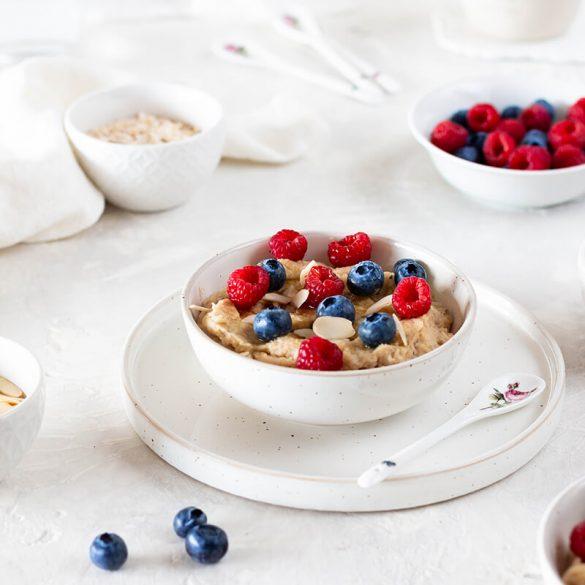 Das beste Porridge Grundrezept