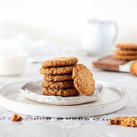 Haferkekse: Das beste Rezept für Haferflockenkekse