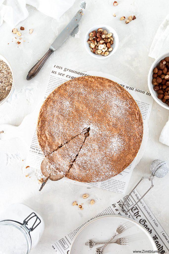Kuchen ohne Mehl: Einfaches Rezept