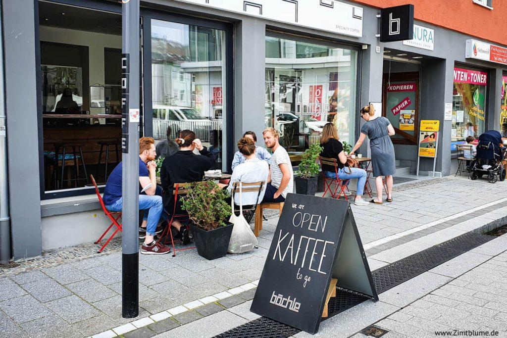 Café Bächle Freiburg