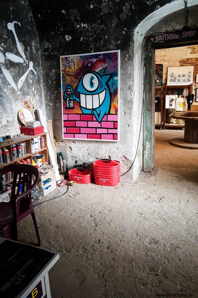 Street Art in Neuf Brisach