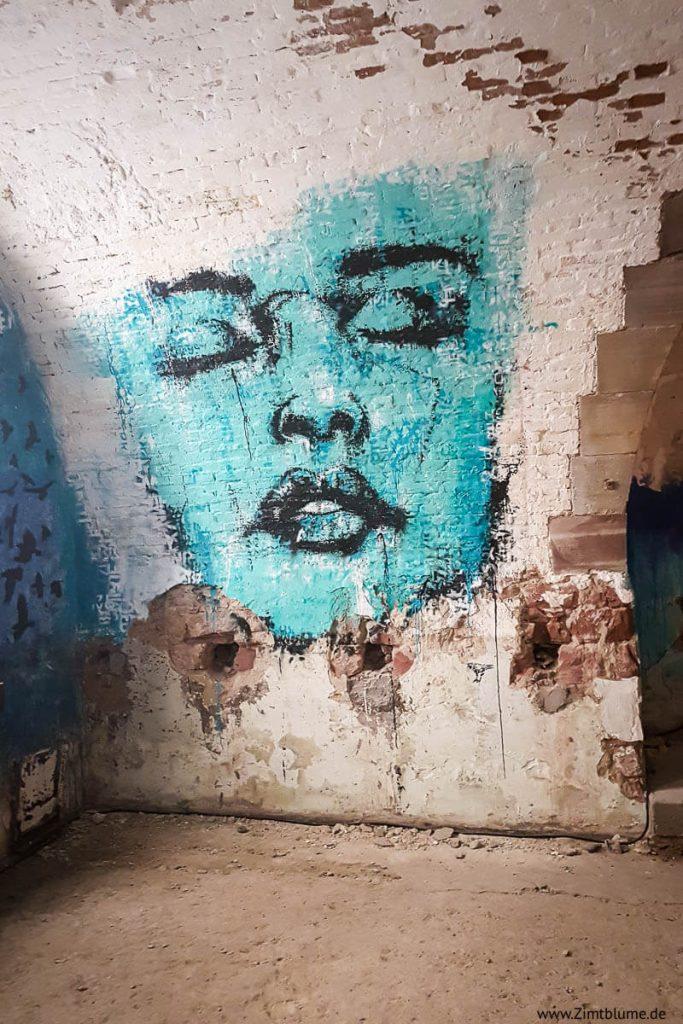 Street Art im Neuf Brisach