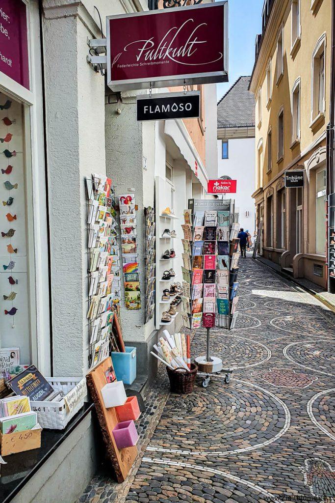 Einkaufen Pultkult Freiburg