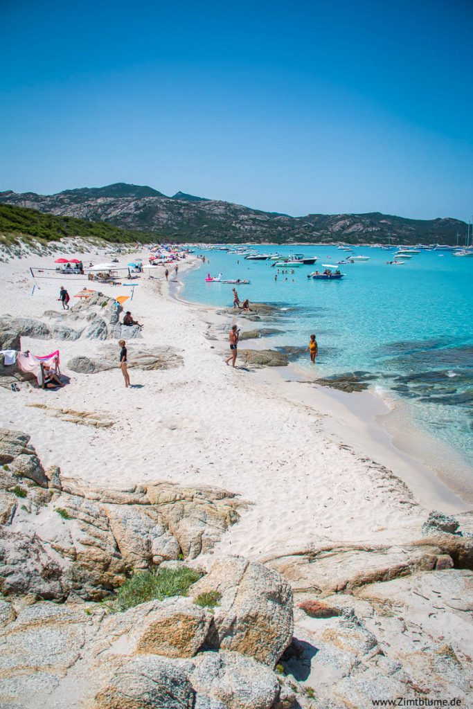 Saleccia Strand Korsika