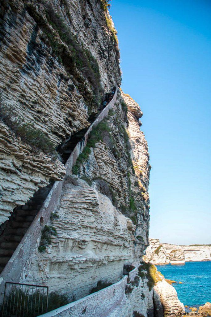 Treppe des Königs von Aragon